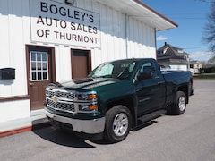 2014 Chevrolet Silverado 1500 LT 4x2 LT  Regular Cab 8 ft. LB