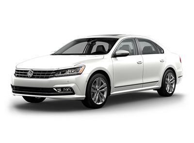 VW Passat at Boise Volkswagen dealership near Caldwell