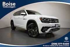 2020 Volkswagen Atlas 3.6L V6 SE w/Technology R-Line and 4motion SUV