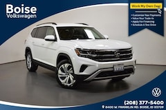 2021 Volkswagen Atlas 2.0T SE w/Technology and 4motion SUV