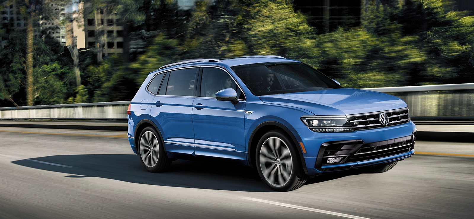 2020 Volkswagen Tiguan horsepower vs the competition