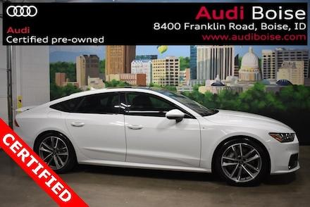 2021 Audi A7 55 Premium Plus e Hatchback