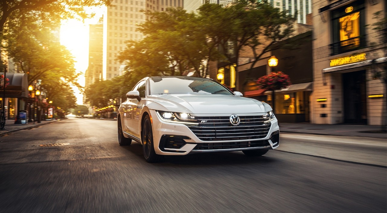 2020 Volkswagen Arteon with Cross Differential System
