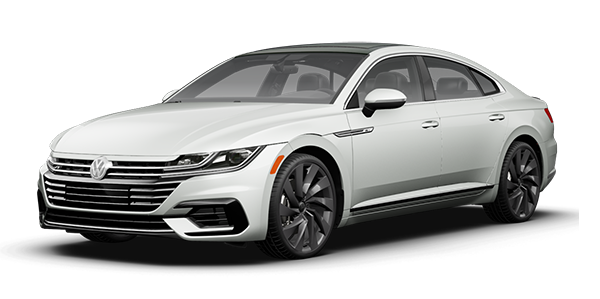 2020 Volkswagen Arteon SEL R-Line with 4MOTION® trim