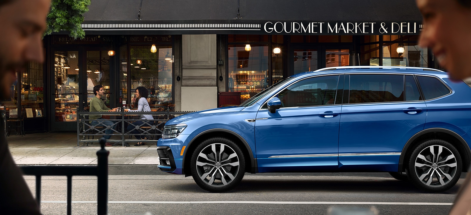 2020 Volkswagen Tiguan starting msrp vs the competition
