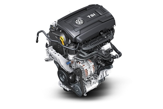 2020 Volkswagen Arteon 2.0L Turbo engine