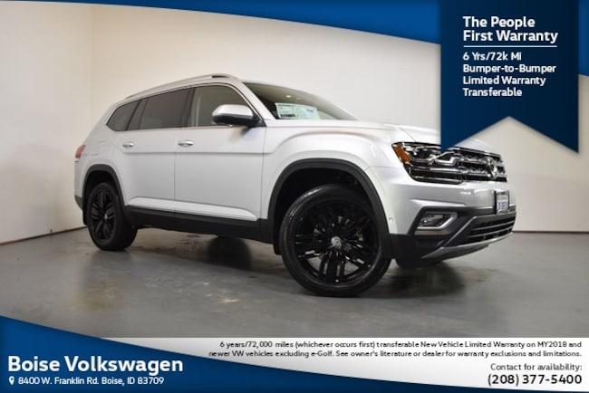 2019 Volkswagen Atlas SEL Premium 4motion SUV