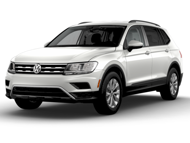 2019 Volkswagen Tiguan S lease deals offered at Boise Volkswagen dealership near Caldwell