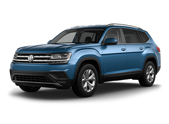 2019 Volkswagen Atlas SUV for sale at Boise Volkswagen dealership near Caldwell