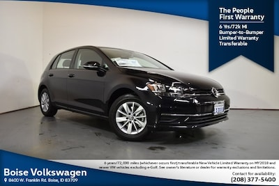 2019 Volkswagen Golf S Hatchback