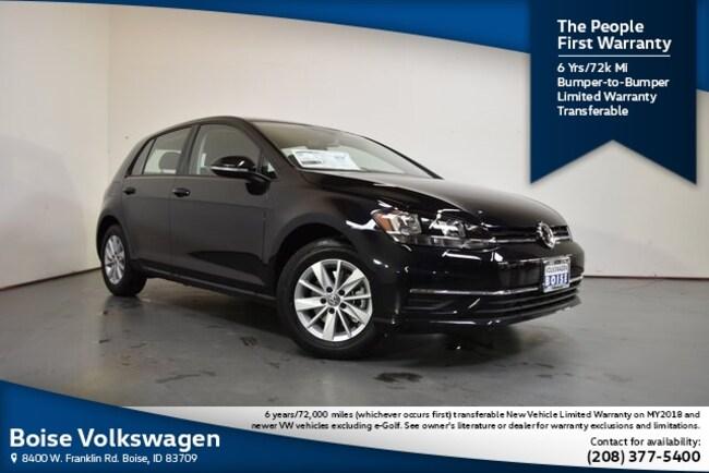 2019 Volkswagen Golf S Hatchback