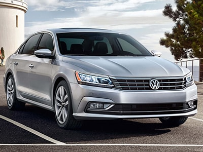 loaner cars available at Boise Volkswagen