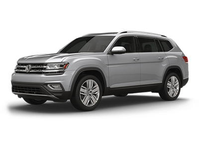 VW Atlas at Boise Volkswagen dealership near Eagle