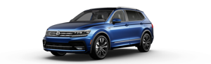 2020 Volkswagen Tiguan SEL Premium R-Line with 4MOTION suv for sale at Boise Volkswagen dealership near Eagle