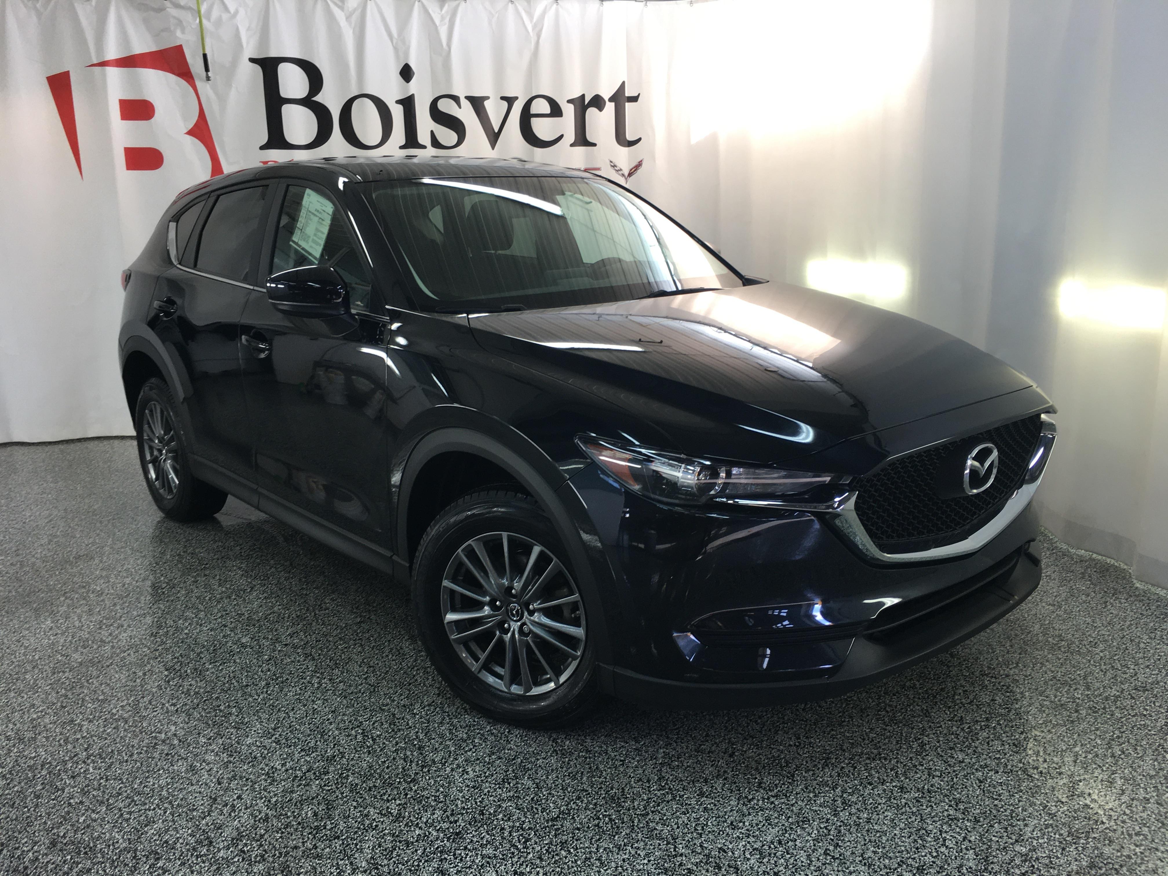 2020 Mazda  CX-5 GX / AWD / DEMARREUR / SIEGES CHAUFFANTS