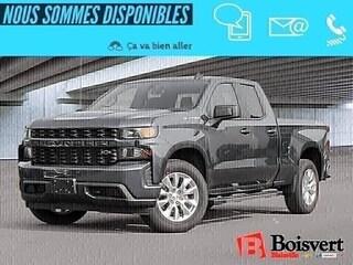 2020 Chevrolet Silverado 1500 CUSTOM / 4X4 / V8 5,3L / 0% DISPONIBLE Camion