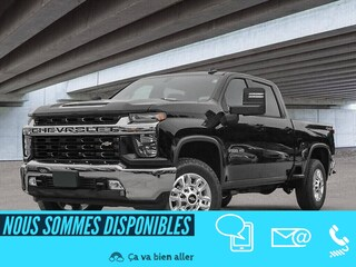 2020 Chevrolet Silverado 2500HD LT / EDITION TRUE NORTH / V8 6,6L DURAMAX Pickup - Crew Cab