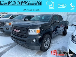 2020 GMC Canyon ALL TERRAIN / DURAMAX / MULTIPLACE Camion