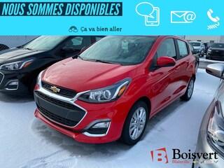 2020 Chevrolet Spark LT AUTOMATIQUE / 90 JOURS SANS PAIEMENT À hayon