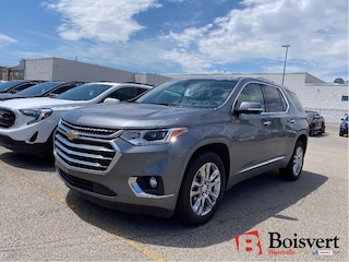 2020 Chevrolet Traverse Traverse High Country TI Sport Utility