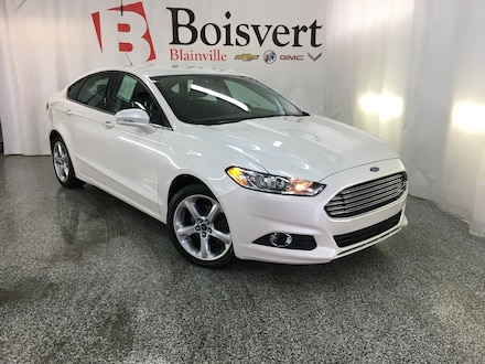 2016 Ford Fusion SE/ AWD/ DEMARREUR/ SIEGES CHAUFFANTS Berline