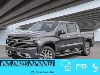 2020 Chevrolet Silverado 1500 HIGH COUNTRY / V8 6,2L / MARCHES-PIEDS ESCAMOTABLE Camion