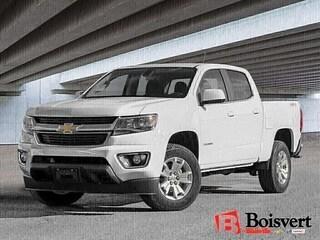 2020 Chevrolet Colorado LT / 4X4 / CREWCAB / 0% DISPONIBLE Camion