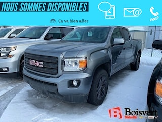 2020 GMC Canyon 4WD SLE Crew Cab Pickup - Standard Bed