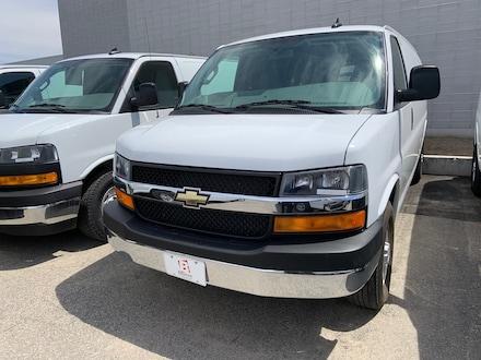 2018 Chevrolet Express 2500 2500 CARGO ALLONGÉ / V6 4,3L / CLIM / GR ELECTRIQU Van Extended Cargo Van