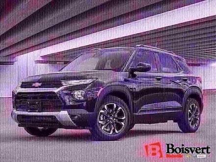 2021 Chevrolet Trailblazer Traction Avant 4 Portes LT Sport Utility