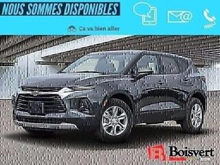 2020 Chevrolet Blazer Blazer 3 6L EN Tissu A TI Sport Utility