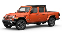 New 2020 Jeep Gladiator OVERLAND 4X4 Crew Cab for Sale in St Albans VT
