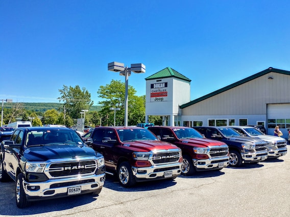 Dodge Dealers In Vt >> New And Used Jeep Ram Dodge And Chrysler Dealership In