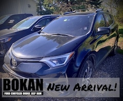 Used 2017 Toyota RAV4 LE SUV for Sale in Saint Albans VT