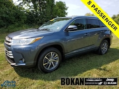 Used 2018 Toyota Highlander XLE SUV for Sale in Saint Albans VT