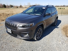 New 2019 Jeep Cherokee HIGH ALTITUDE 4X4 Sport Utility for Sale in St Albans VT