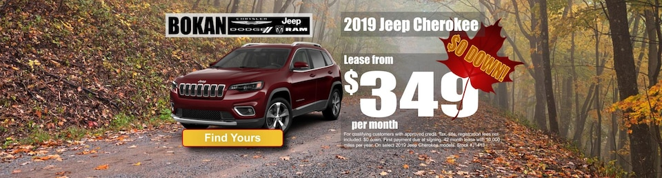 Lease from $349 a month, with $0 down!