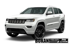 New 2020 Jeep Grand Cherokee ALTITUDE 4X4 Sport Utility for Sale in St. Albans VT