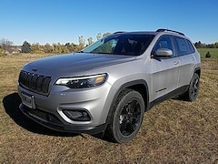 New 2019 Jeep Cherokee ALTITUDE 4X4 Sport Utility for Sale in St Albans VT