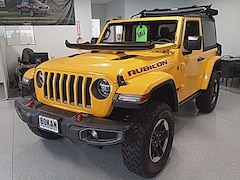 New 2019 Jeep Wrangler RUBICON 4X4 Sport Utility for Sale in St Albans, VT