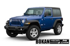 New 2020 Jeep Wrangler SPORT S 4X4 Sport Utility for Sale in St Albans, VT