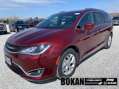 New 2020 Chrysler Pacifica 35TH ANNIVERSARY TOURING L PLUS Passenger Van for Sale in Saint Albans, VT