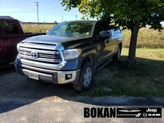 Used 2016 Toyota Tundra SR5 Truck for Sale in Saint Albans VT