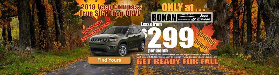 Lease from $299 a month, SIGN and DRIVE!