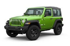 New 2020 Jeep Wrangler SPORT 4X4 Sport Utility for Sale in St Albans, VT