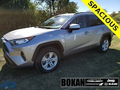 Used 2020 Toyota RAV4 XLE SUV for Sale in Saint Albans VT