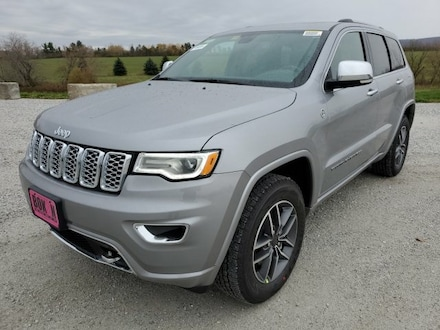 2021 Jeep Grand Cherokee OVERLAND 4X4 Sport Utility