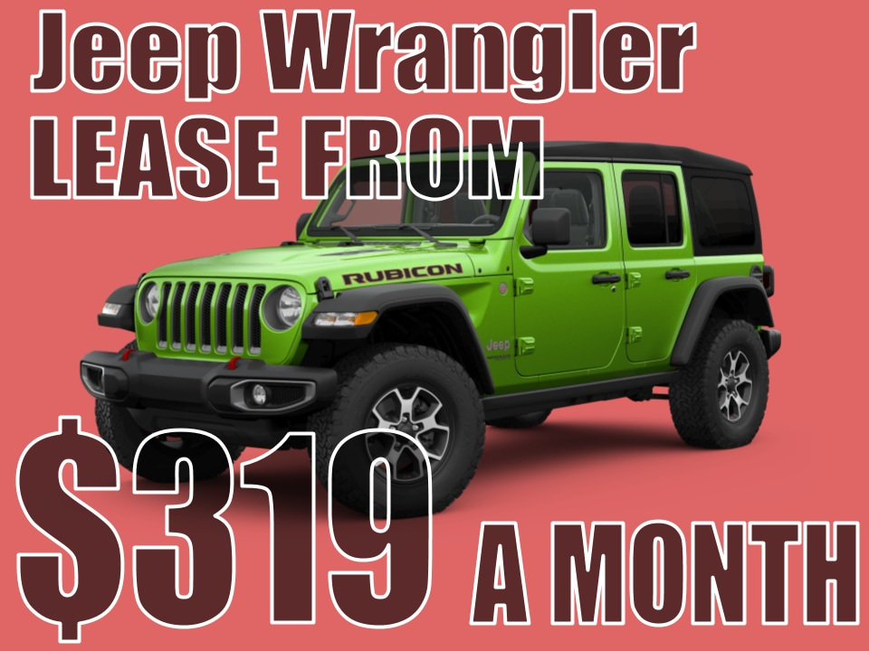Lease from $319 a month!