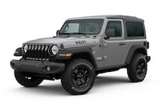 New 2020 Jeep Wrangler WILLYS 4X4 Sport Utility for Sale in St Albans, VT