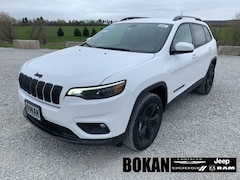 New 2020 Jeep Cherokee ALTITUDE 4X4 Sport Utility for Sale in St. Albans, VT
